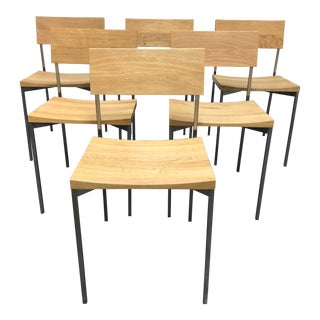 Philipp Mainzer for E15 Ch03 Henning Chairs - Set of 6