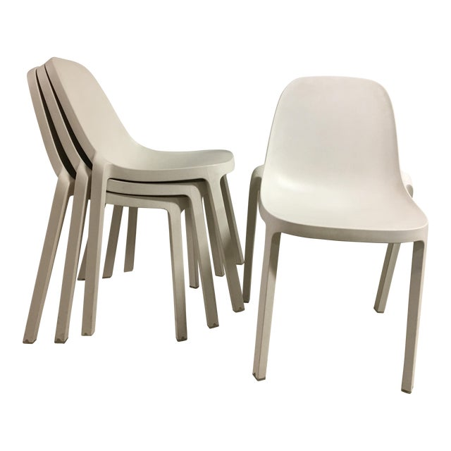 Philippe Starck for Emeco Broom Chairs - Set of 4 For Sale
