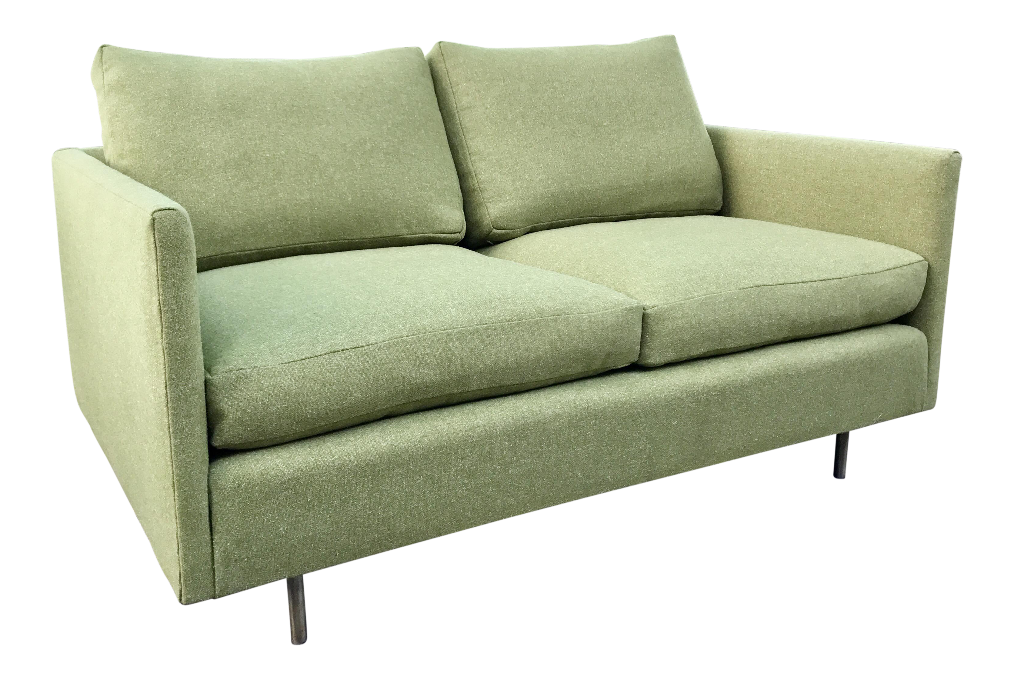 Vintage Mid Century D/R Sofa By Design Research