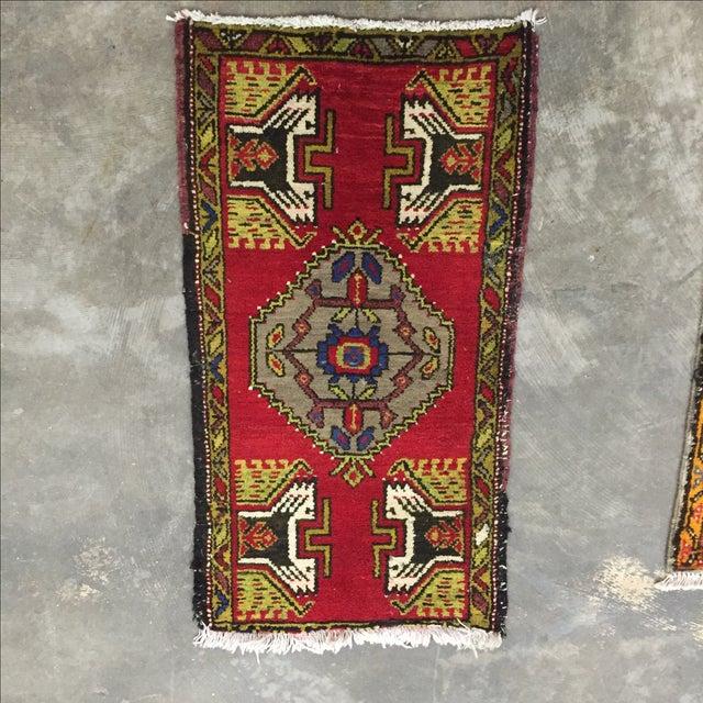 Anatolian Persian Rug - 1′7″ × 3′1″ - Image 2 of 7