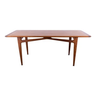1960s Vintage Danish Coffe Table For Sale