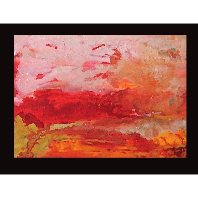 Bryan Boomershine Summer Heat Painting - Image 3 of 3