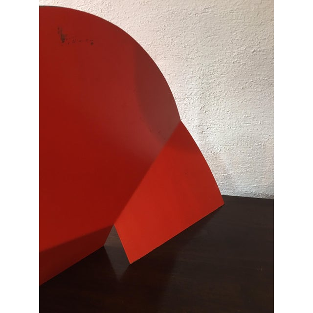 1980s Kevin O'Toole Metal Sculpture, 1986 For Sale - Image 5 of 7