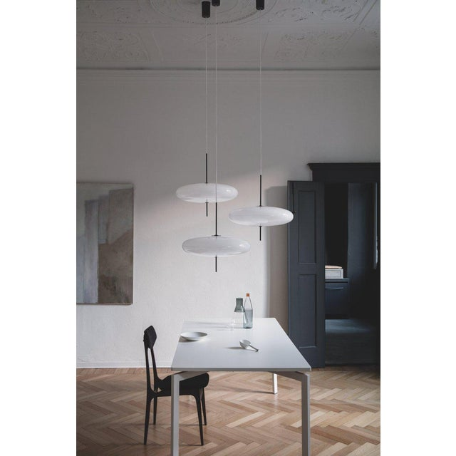Not Yet Made - Made To Order Gino Sarfatti Model No. 2065 Ceiling Light For Sale - Image 5 of 9