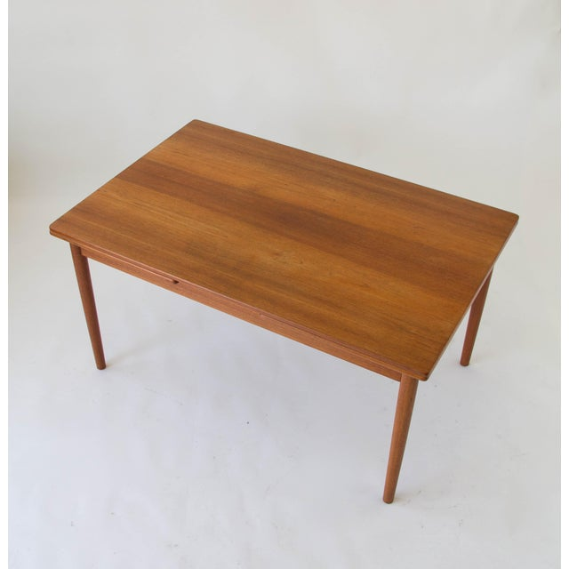 At-316 Draw Leaf Dining Table by Hans Wegner - Image 8 of 10