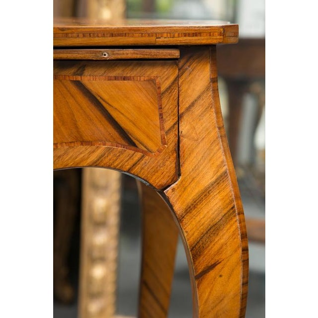 Wood 19th Century, Louis XV Style Kingwood Two-Tier Occasional Table For Sale - Image 7 of 7