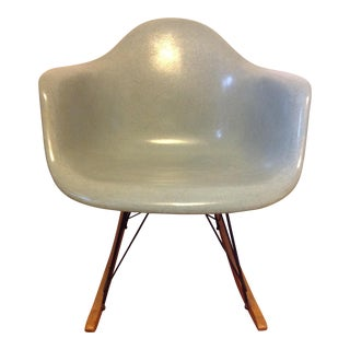 Charles Eames for Herman Miller Rar Rocking Armchair
