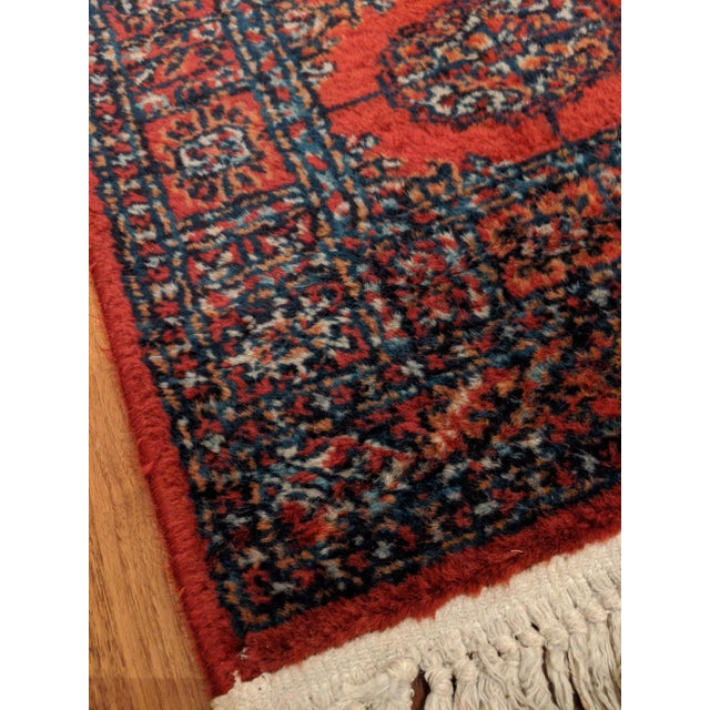 "Karastan Bokhara Rug (2'-2"" X 4'-0"") For Sale - Image 4 of 9"