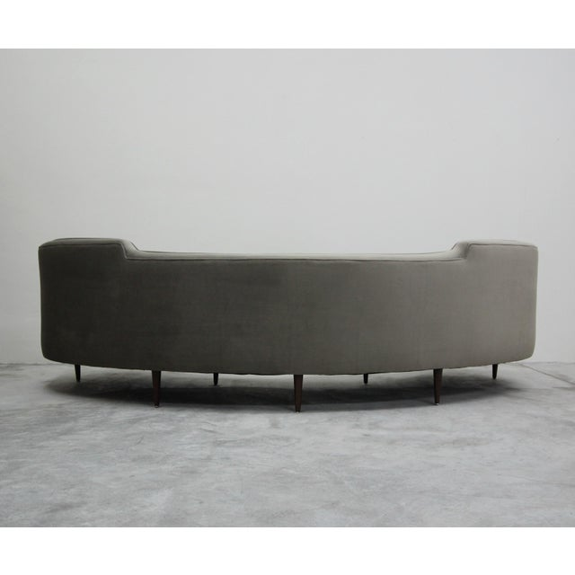 Dunbar Furniture Mint Mid Century Oasis Sofa by Edward Wormley for Dunbar For Sale - Image 4 of 8