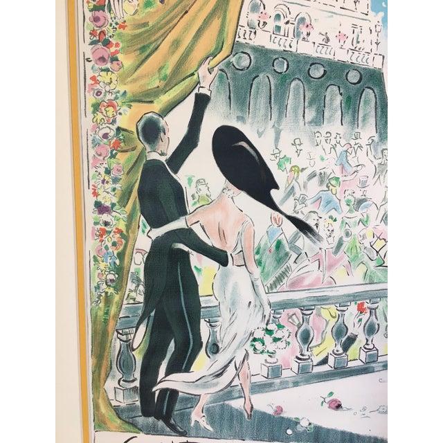 Cecil Beaton 'Centenaire De Monte Carlo' Lithograph - Image 4 of 8