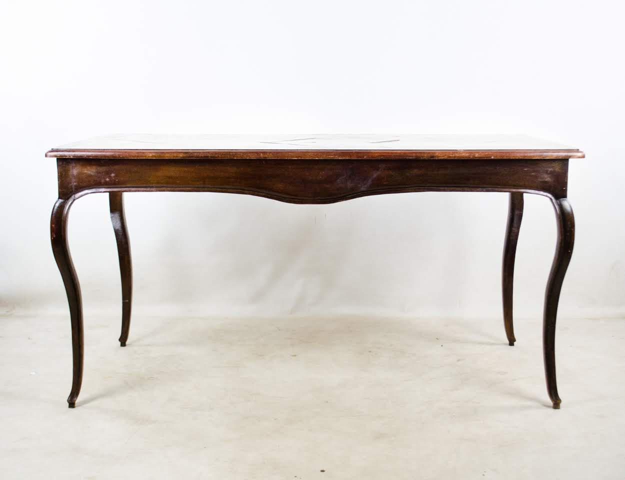 Early 19th C French Louis Xv Bureau De Dame Writing Desk Chairish