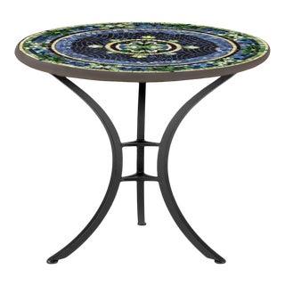 "Lake Como 30"" Bistro Table with Black Base For Sale"