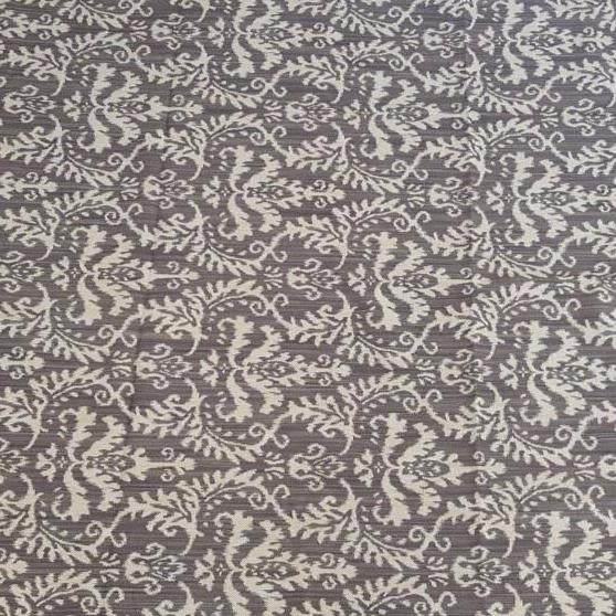 Woven Ikat Reversible Fabric Remnant For Sale