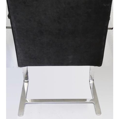 Bauhaus Pair of Knoll Brno Chairs For Sale - Image 3 of 5