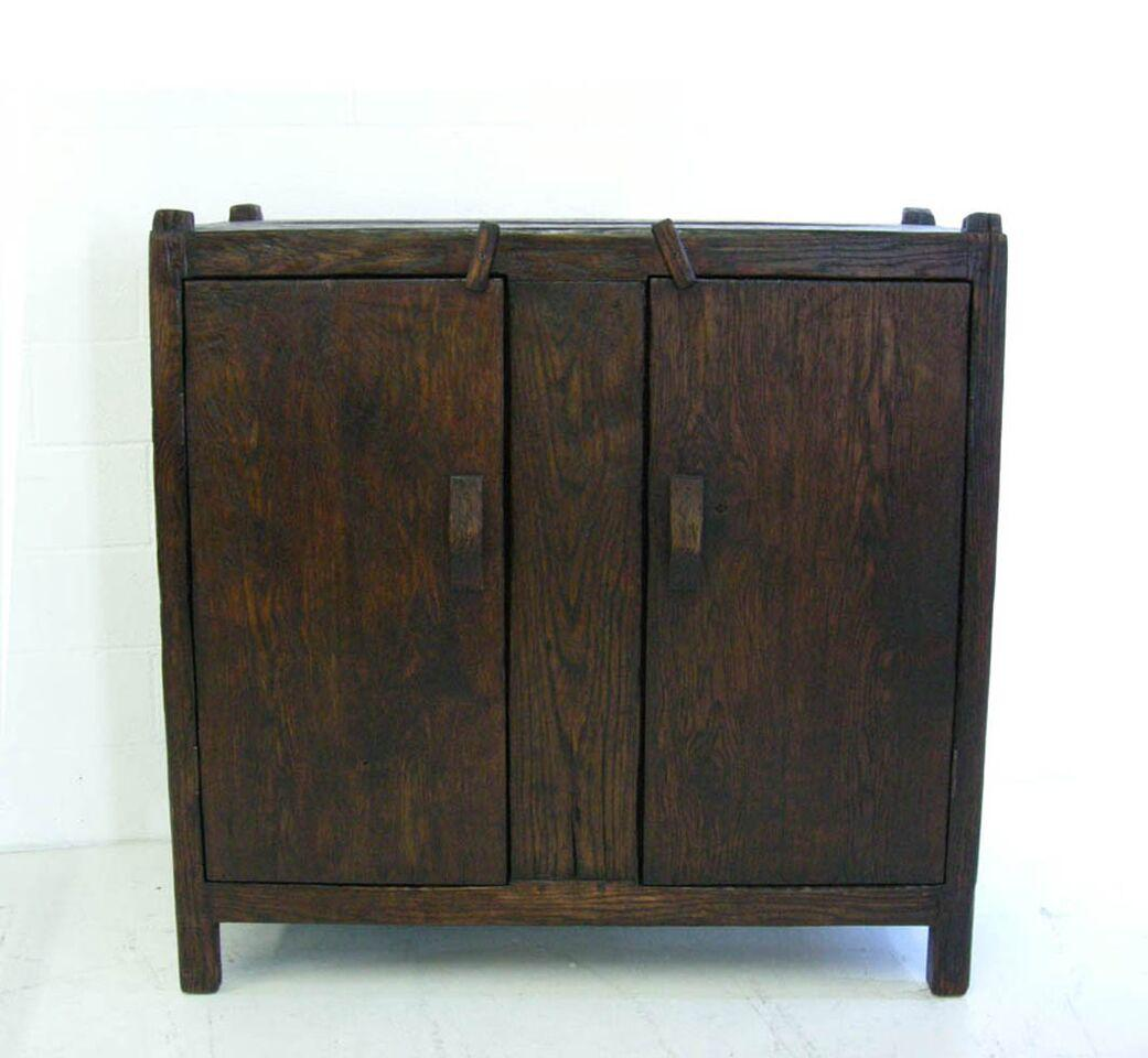 Custom Spanish Style Furniture In Great Primitive Rustic Cabinet In Distressed Oak Shelves And Door Latches Can Rustic Custom Spanish Style Luxury Oak Wood Cabinet Decaso