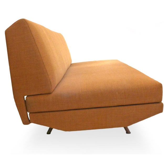 Mid-Century Modern Mid-Century Modern Sofa, Daybed, Lounge by Marco Zanuso for Airflex For Sale - Image 3 of 7