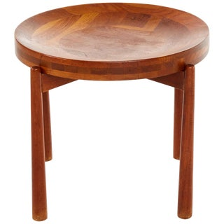 Teak Tray Table, Jens Quistgaard, Denmark, 1950s For Sale