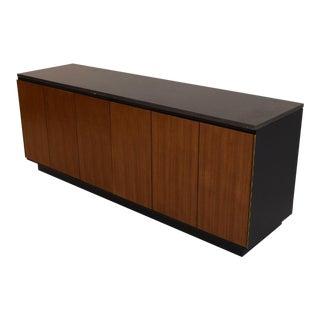 Paul McCobb for Calvin Black Granite Sideboard For Sale