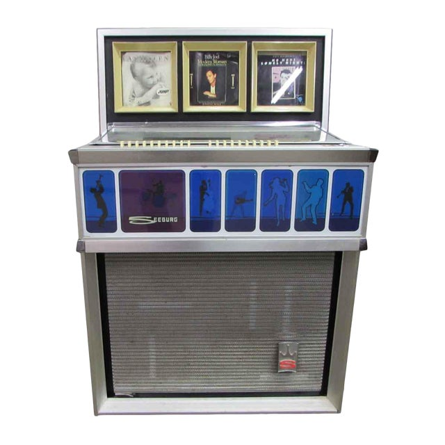 1967 Seeburg Jukebox Model S100 For Sale