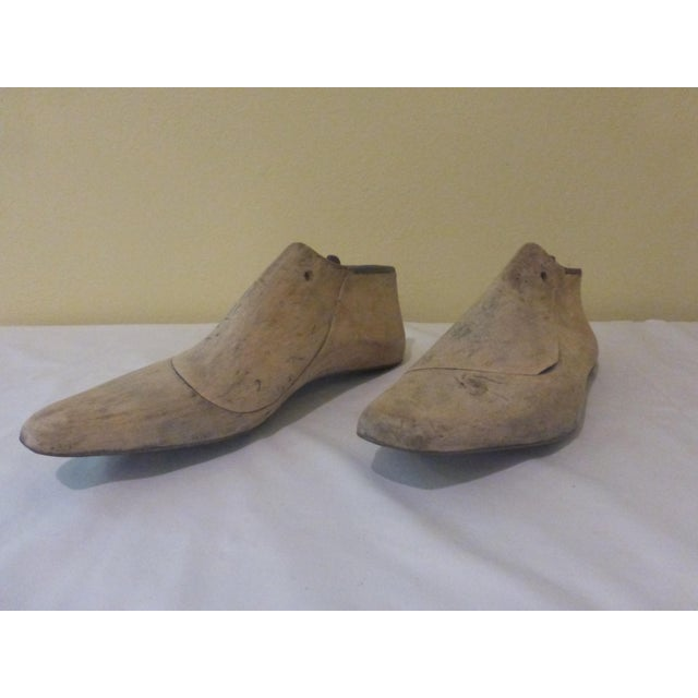 Vintage Shoe Molds - Pair - Image 2 of 7