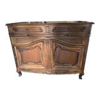 Early 20th Century French Buffet For Sale