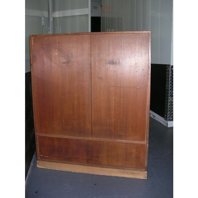 Reserved 19th Century Small Japanese Tansu Cabinet For Sale - Image 11 of 12