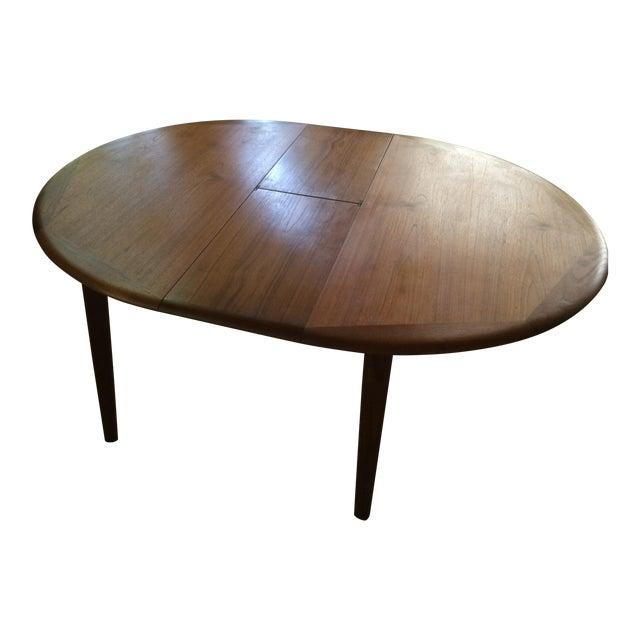 Danish Modern Dining Table - Image 1 of 6