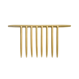 Comb Small (Satin Brass) For Sale