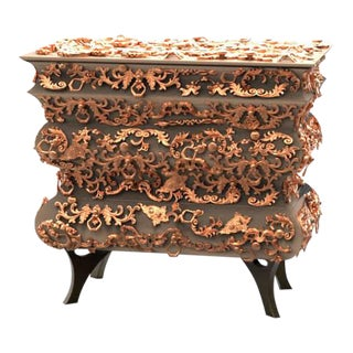 Covet Paris Crochet Nightstand For Sale