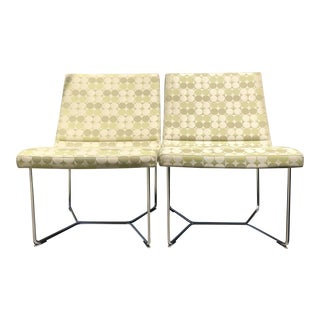 Mid Century Style Harter Lounge Chairs - a Pair For Sale