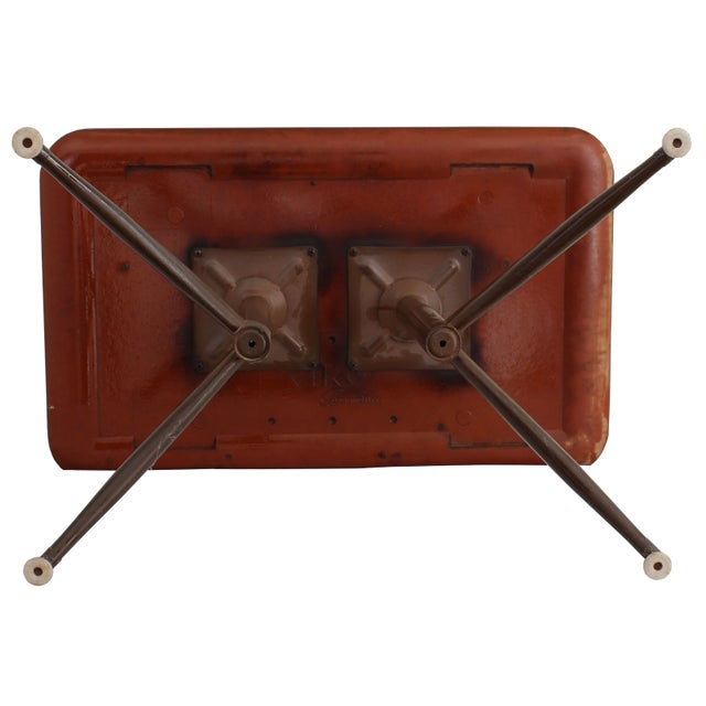 Mid-Century Modern Viko Baumritter Table For Sale - Image 3 of 3