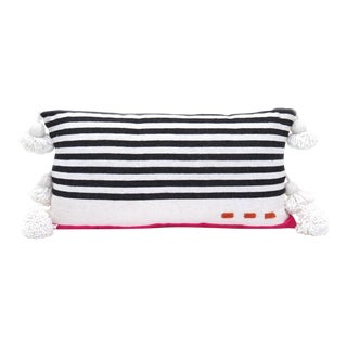 Cote d'Azur Cotton Pillow For Sale
