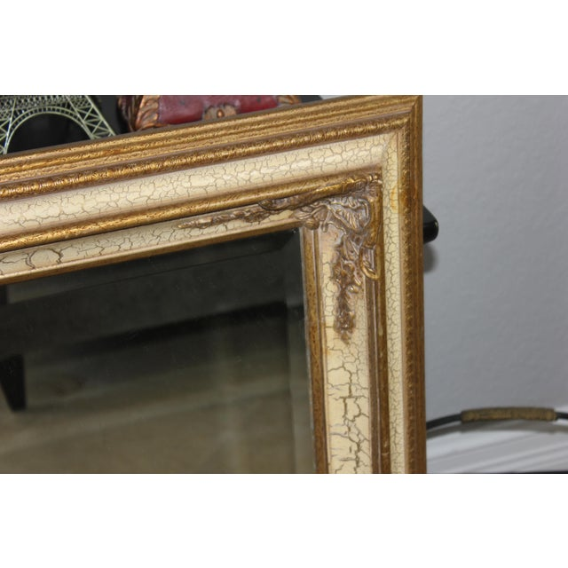 Antique FrenchCarved Gilt Mirror - Image 4 of 11