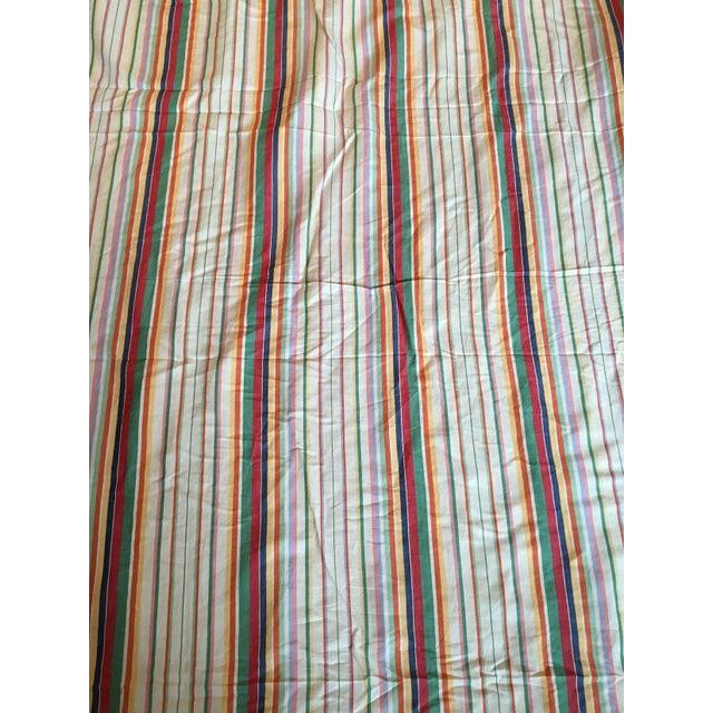 "Ralph Lauren ""Didier Stripe"" Cotton Linen Fabric - 7.5 Yards in 2 Pieces - Image 2 of 3"