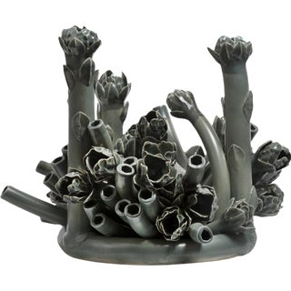 Anat Shiftan (Israeli – American, B. 1955) Sculpture From the Flora Series, 2015-16