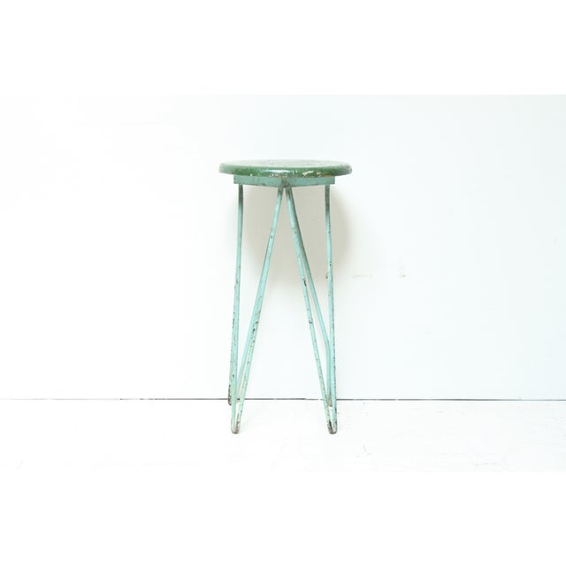 Green Hairpin Leg Stand - Image 2 of 4