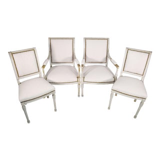 19th Century Directoire Chairs - Set of 4