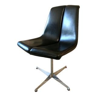 Mid Century Swivel Chair Richard Schultz for Knoll Associates For Sale