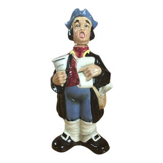 Town Crier Decanter For Sale