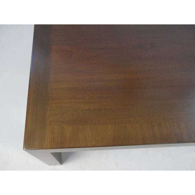 1940s Palm Leaf Cocktail Table by Robsjohn-Gibbings for Widdicomb For Sale - Image 5 of 7