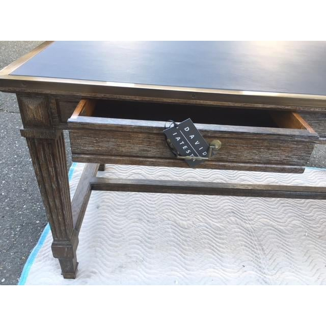 Rustic David Iatesta Coco Desk For Sale - Image 4 of 5
