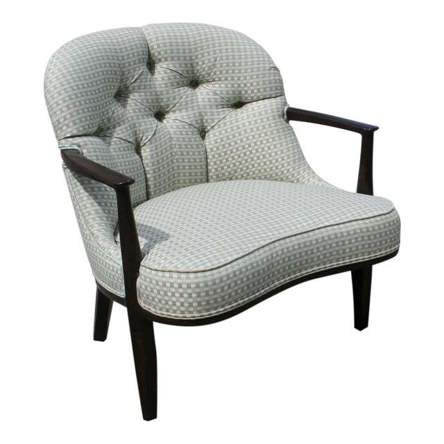 "Edward Wormley ""Janus"" Armchair for Dunbar - Image 2 of 11"