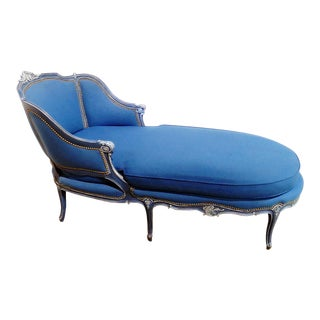 Louis XV Style Chaise Lounge