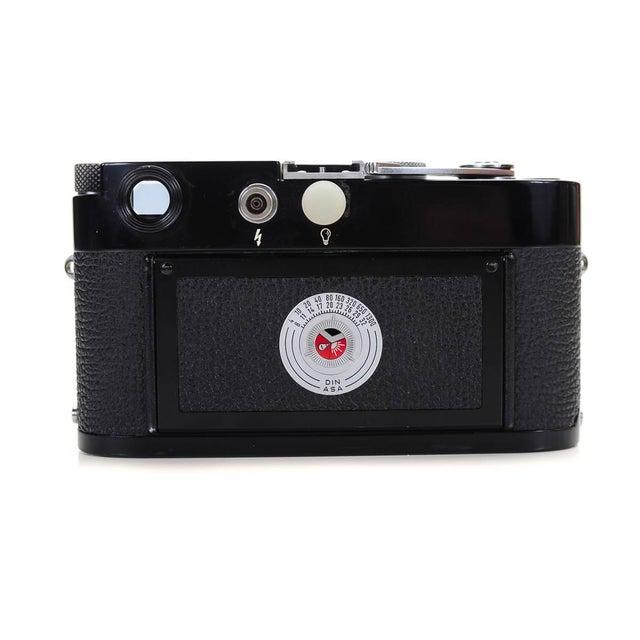 Leica M3 Black 1959 Pro Rangefinder Camera - Image 5 of 9