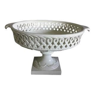 Abigails Large Ceramic Compote For Sale
