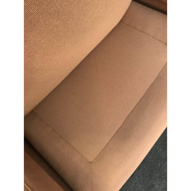 Mid Century Modern Milo Baughman for Thayer Coggin 5 Piece Sectional Sofa in New Knoll Upholstery - Image 5 of 7