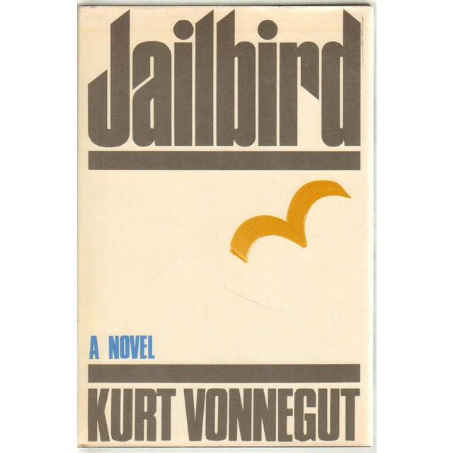"""Booth & Williams 1979 """"Jailbird"""" Collectible Book For Sale - Image 4 of 4"""