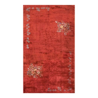"""Antique Chinese Art Deco Rug 10'0"""" X 17'6"""" For Sale"""