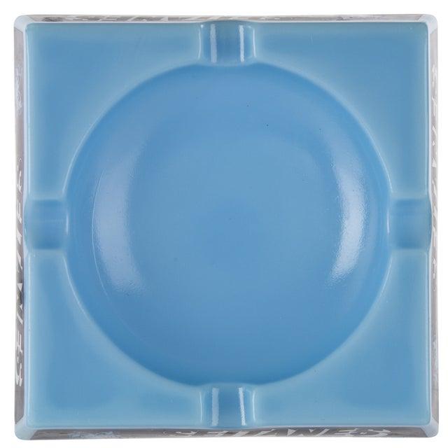 Vintage Seitanes Opalex Glass Ashtray - Image 2 of 4