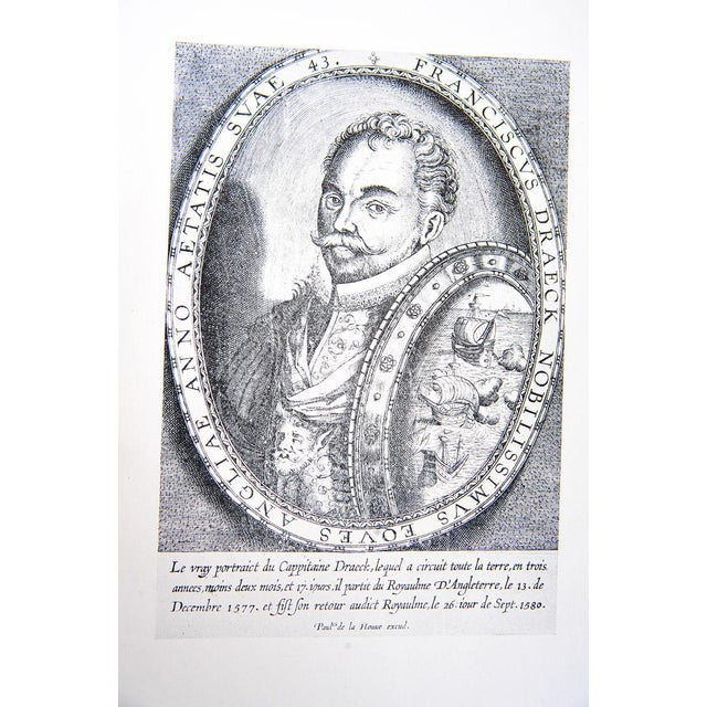 Sir Francis Drake's Voyage Around the World Book For Sale - Image 5 of 10